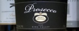 The Prosecco Cruise