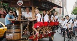 Amsterdam Beerbike
