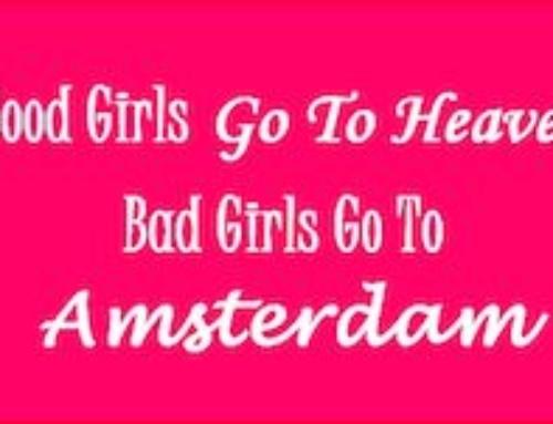 Naughty girls in Amsterdam