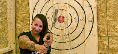 Amsterdam Urban Axe Throwing